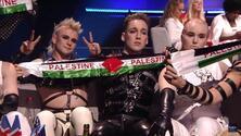 Filistin bayrağı açmışlardı, karar verildi!