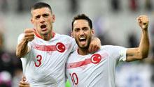 Çalhanoğlu anlattı: 'Abi ikinci direğe at'