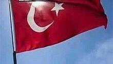 Türk bayrağı paylaşan futbolcuya men cezası!