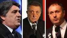 İşte Beşiktaş'ta başkan adaylarının listeleri