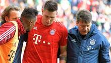 Bayern'de şok! Çapraz bağlarında yırtık...