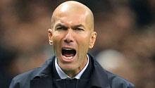 Zidane'dan itiraf! 'İlk yarıda bizi kurtardı'