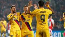 Barcelona 7 dakikada karşılık verdi! 3 gol sesi...