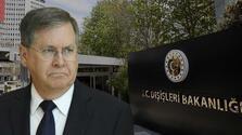 ABD Büyükelçisi bakanlığa çağrıldı