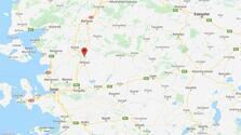 Manisa'da peş peşe depremler! Büyüklüğü...