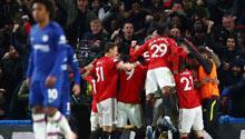M.United deplasmanda Chelsea'yi yıktı!