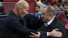 Fatih Terim modeli! Zidane'dan hamle...