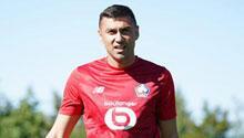 Ve Burak, Lille'de ilk  maçına çıktı! Yusuf Yazıcı...