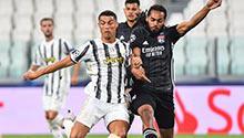 Lyon, Juventus'u kupa dışına itti!