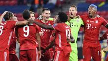 Yenilmezler! Bayern Münih uzatmalarda...