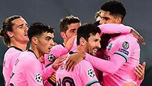 Messi şov yaptı, Barcelona zorlanmadı!