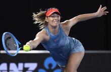 Sharapova fazla kaçırdı, tribünleri kızdırdı!