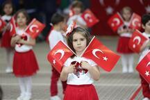 Atatürk'ün huzurunda