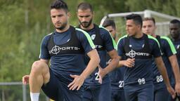Konyaspor'un Hollanda kampı sürüyor