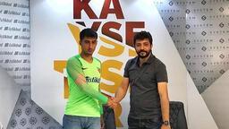 Umut Eren Tunç Kayserispor'da!