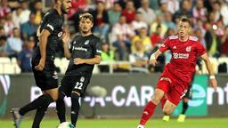 Hakan Arslan: Beşiktaş'ı yendikten sonra biraz hedefler büyüdü
