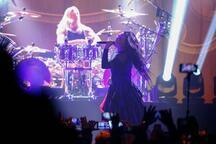 İstanbul'da Evanescence rüzgarı!
