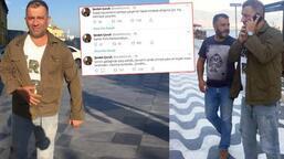 Şevket Çoruh, İzmir'deki darp ile ilgili görüntüleri paylaştı