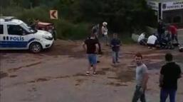 ATV aracı devrildi: İranlı 2 turist yaralı