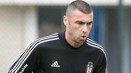 Beşiktaş'ta gözler Burak Yılmaz'da!