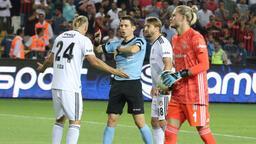 Beşiktaş, Gazişehir maçına itiraz kararından vazgeçti
