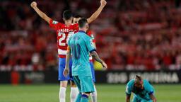 Barcelona'da şok yenilgi! Messi...