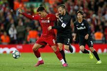 'Mucize golcü' yine attı ama yetmedi! Liverpool'a 5 yıl sonra...