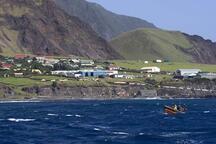 Dünyanın en uzak yeri Tristan da Cunha