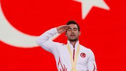 Cimnastikte İbrahim Çolak'tan altın madalya!