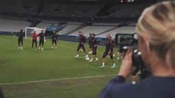 Milli Takımdan Fransa maçı öncesi paylaşım!
