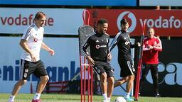 Beşiktaş'ta izin bitti