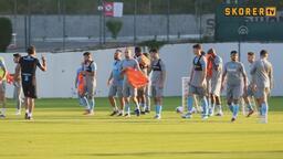 Trabzonspor'da Gaziantep FK maçı hazırlıkları