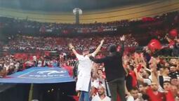 Stade de France'yi inlettiler!