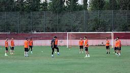 Adanaspor hazırlıklarını sürdürüyor!