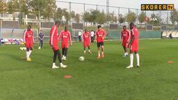 Sivasspor, Galatasaray'a hazır