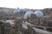 Kapadokya 2020'ye doludizgin giriyor