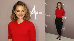 Ünlü stili: Natalie Portman