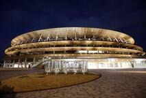 Japonya Ulusal Stadı törenle açıldı