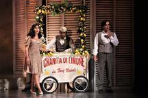 """""""Aşk İksiri"""" operası sahnelendi"""