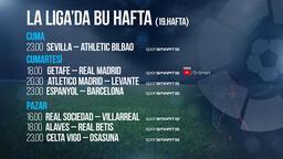 La Liga'da 2020'nin ilk haftasında 7 canlı karşılaşma D-Smart ve D-Smart Go'da!