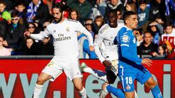 Getafe - Real Madrid: 0-3