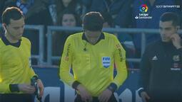 La Liga 19. haftasında dikkat çeken anlar!