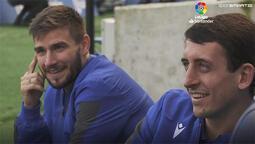 La Liga'da en sıra dışı çekimler...