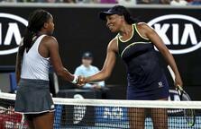 Avustralya Açık'ta Venus Williams'ı eleyen Coco Gauff 2. turda