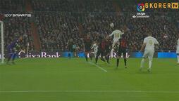 Real Madrid Sevilla'yı Casemiro ile yıktı! 2-1