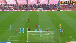 Mallorca Valencia'ya patladı! 4-1