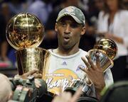 Son dakika haberi: Kobe Bryant'ın ölümü spor dünyasını yasa boğdu! Böyle veda ettiler...