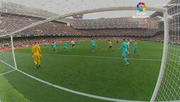 Valencia'dan Barcelona'ya şok! 2-0
