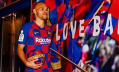 Barcelona yeni transferini resmen açıkladı!.