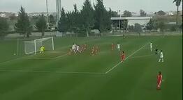U17 Kadın Milli Takımı, İsviçre'yi 1-0 yendi